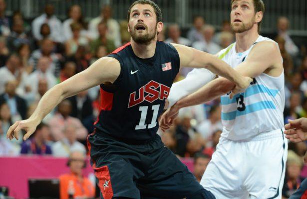 Kevin Love Team USA