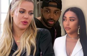 Khloe Kardashian, Tristan Thompson, and Jordyn Woods