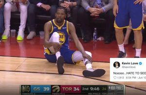 Kevin Durant Injury