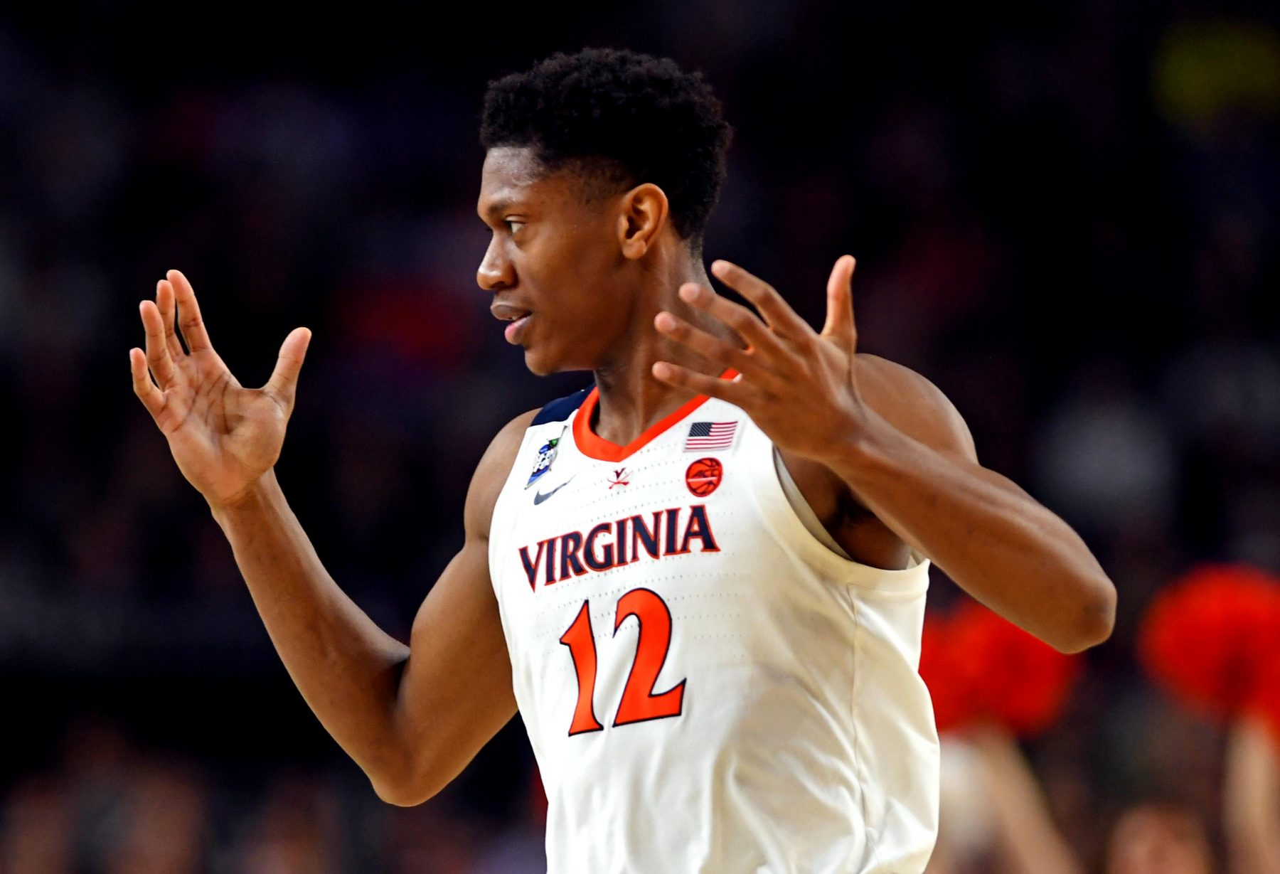 De'Andre Hunter Virginia