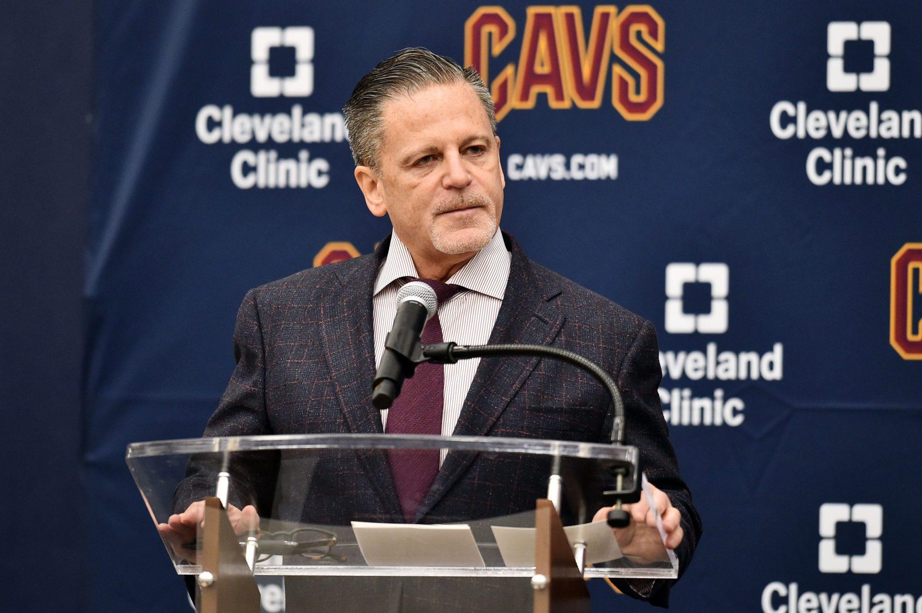 Dan Gilbert Cleveland Cavaliers