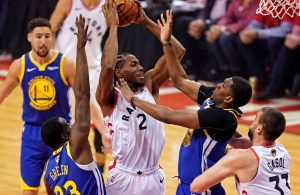 Kawhi Leonard Golden State Warriors