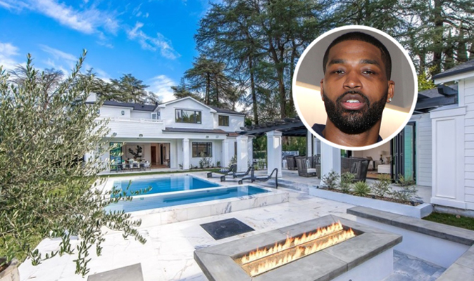 Tristan Thompson Los Angeles House