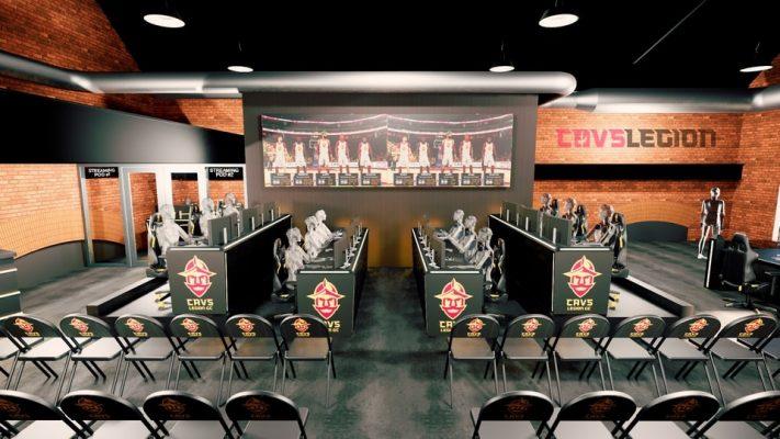 Cleveland Cavaliers ESports Center