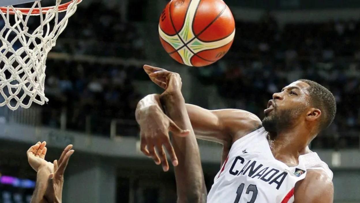 Tristan Thompson Canada FIBA World Cup