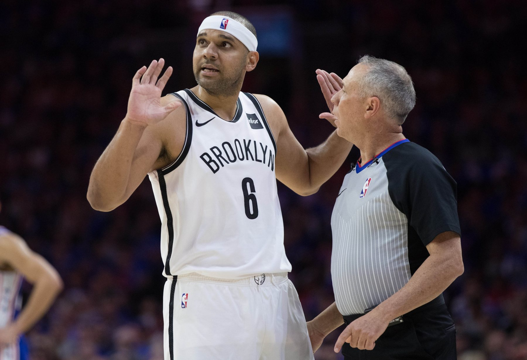 Jared Dudley Brooklyn Nets