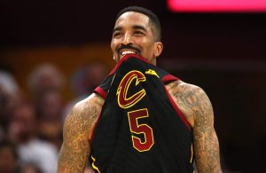 J.R. Smith Los Angeles Lakers