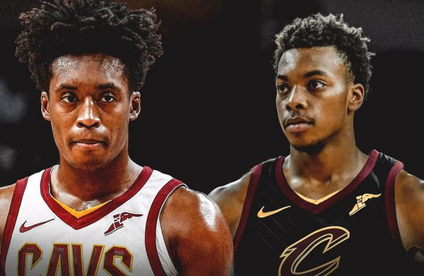 Collin Sexton and Darius Garland Cavs