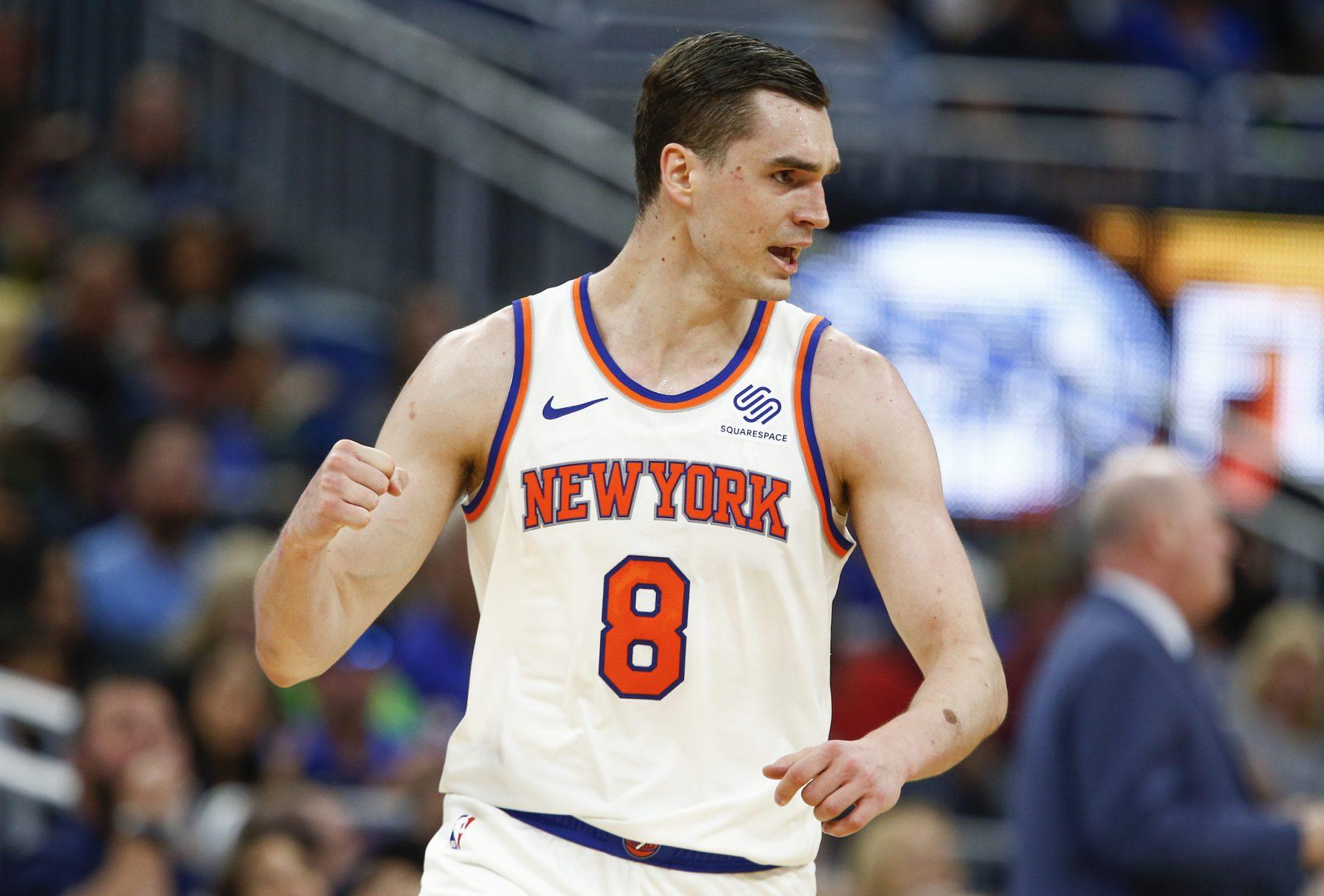 Mario Hezonja Knicks