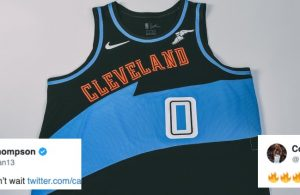 Cavs Throwback Jersey