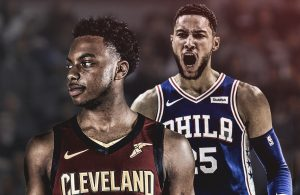 Darius Garland and Ben Simmons