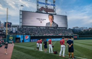 Cleveland Indians and Fred McLeod