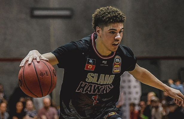 Report Cavs Assistant Gm Went Overseas To Scout Lamelo Ball