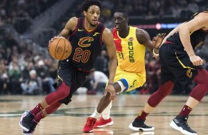 Brandon Knight Cavs