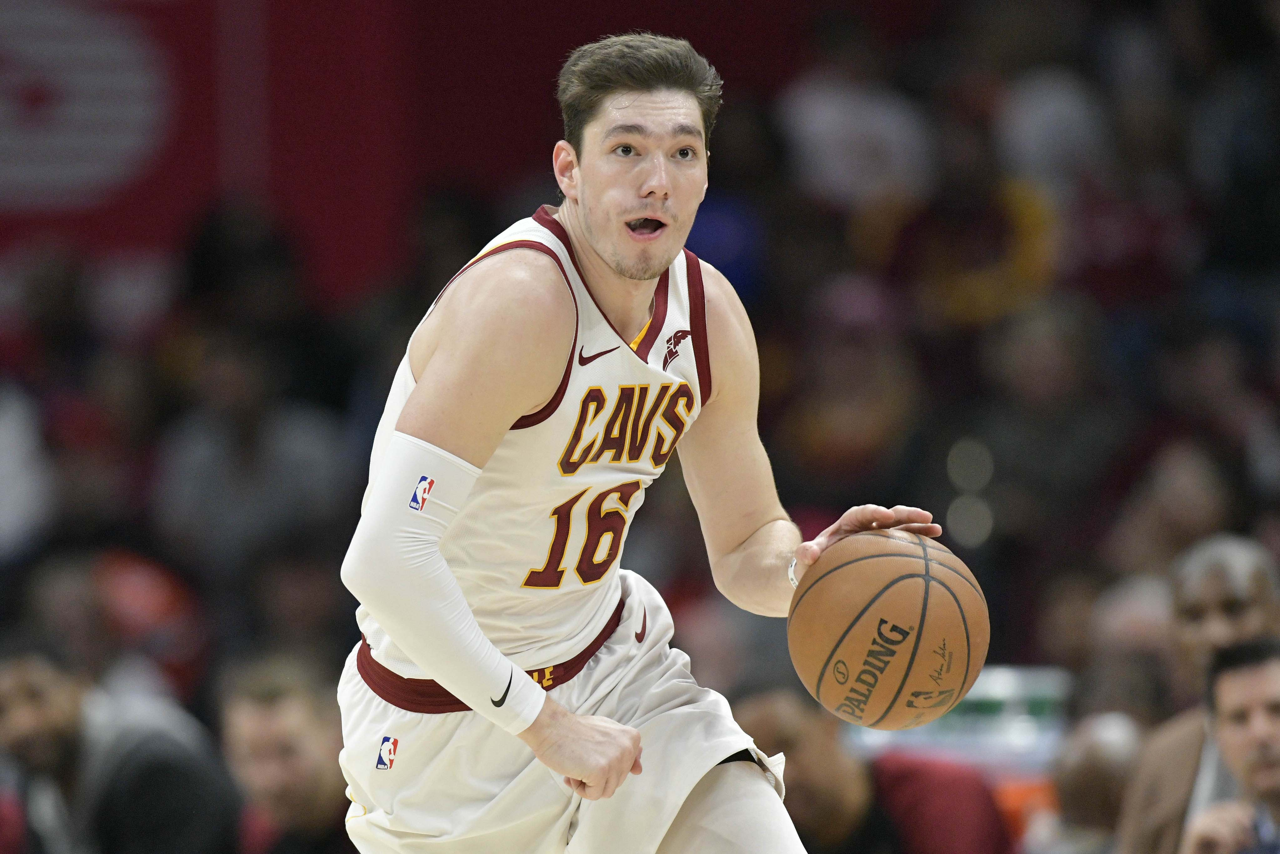 san francisco 171cf ccb9a Report: Cavs Interested in Giving Cedi Osman Contract ...