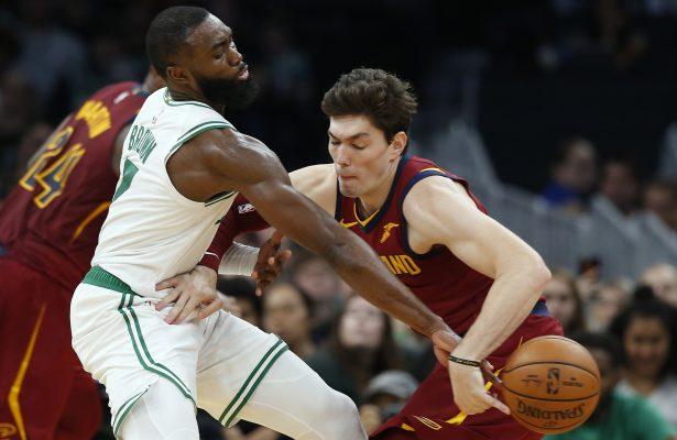 Boston Celtics and Cavs