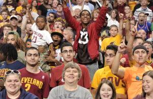 Cavs Fans