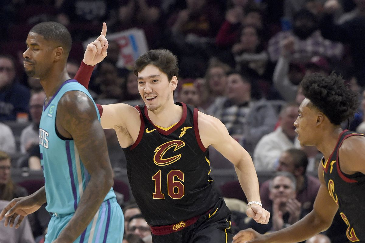 Cedi Osman and Collin Sexton