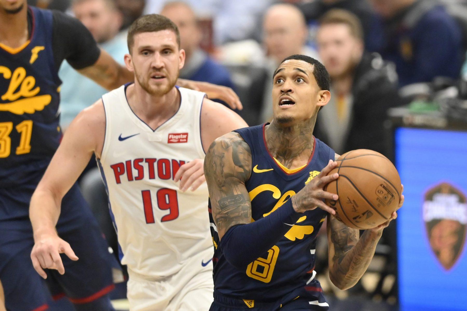 Cavaliers trade Jordan Clarkson to Jazz