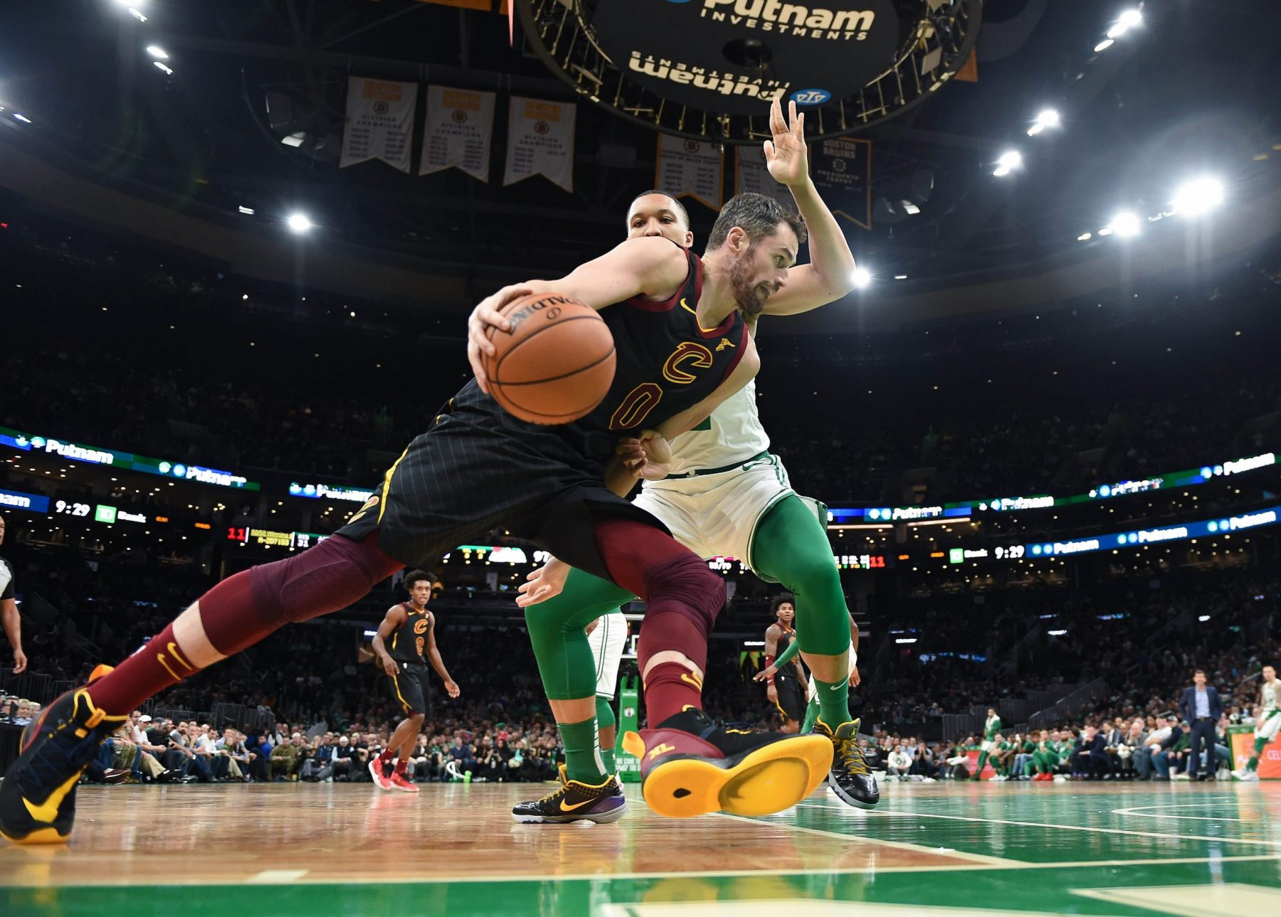 Cavs Rumors: Kevin Love 'Prefers' Trade to Portland Trail Blazers