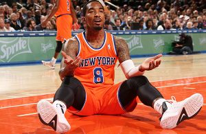 J.R. Smith Knicks