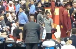 Kevin Love Anger Cavs Bench
