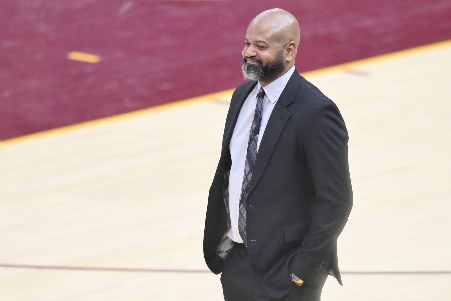 J.B. Bickerstaff Cleveland Cavaliers