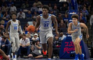 James Wiseman Memphis Tigers