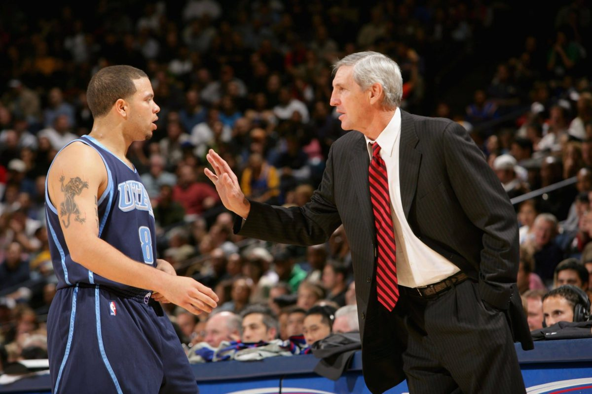 National Basketball Association  world, including former players, react to the passing of Jerry Sloan
