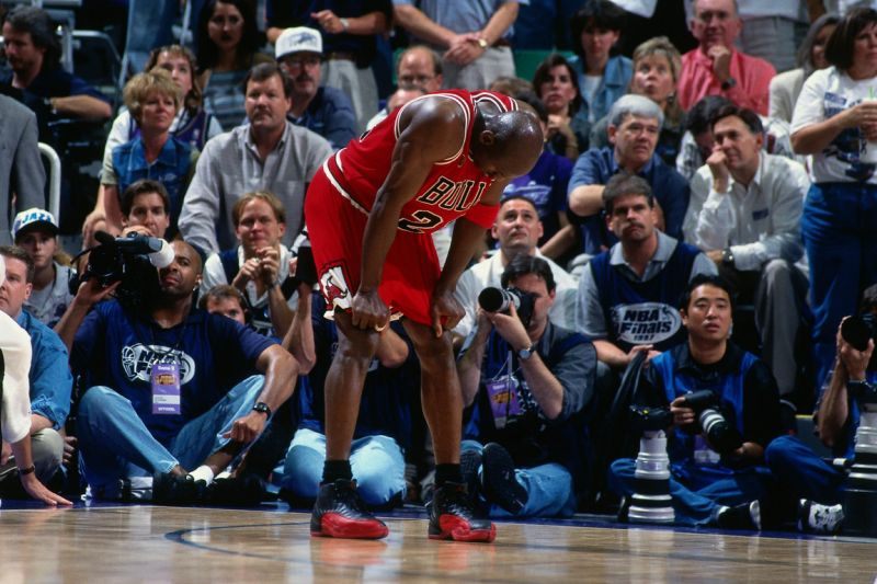 Michael Jordan's 5 greatest games against the Charlotte Hornets