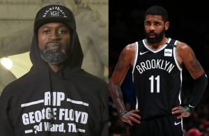 Stephen Jackson and Kyrie Irving