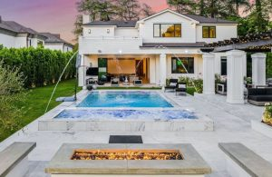 Tristan Thompson Mansion