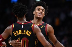 Darius Garland and Collin Sexton