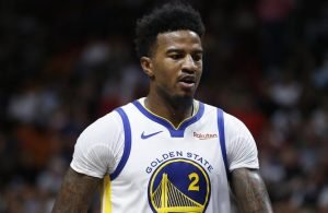 Jordan Bell Warriors
