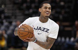 Jordan Clarkson Utah Jazz