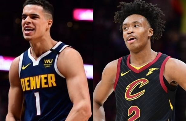 Michael Porter Jr. and Collin Sexton