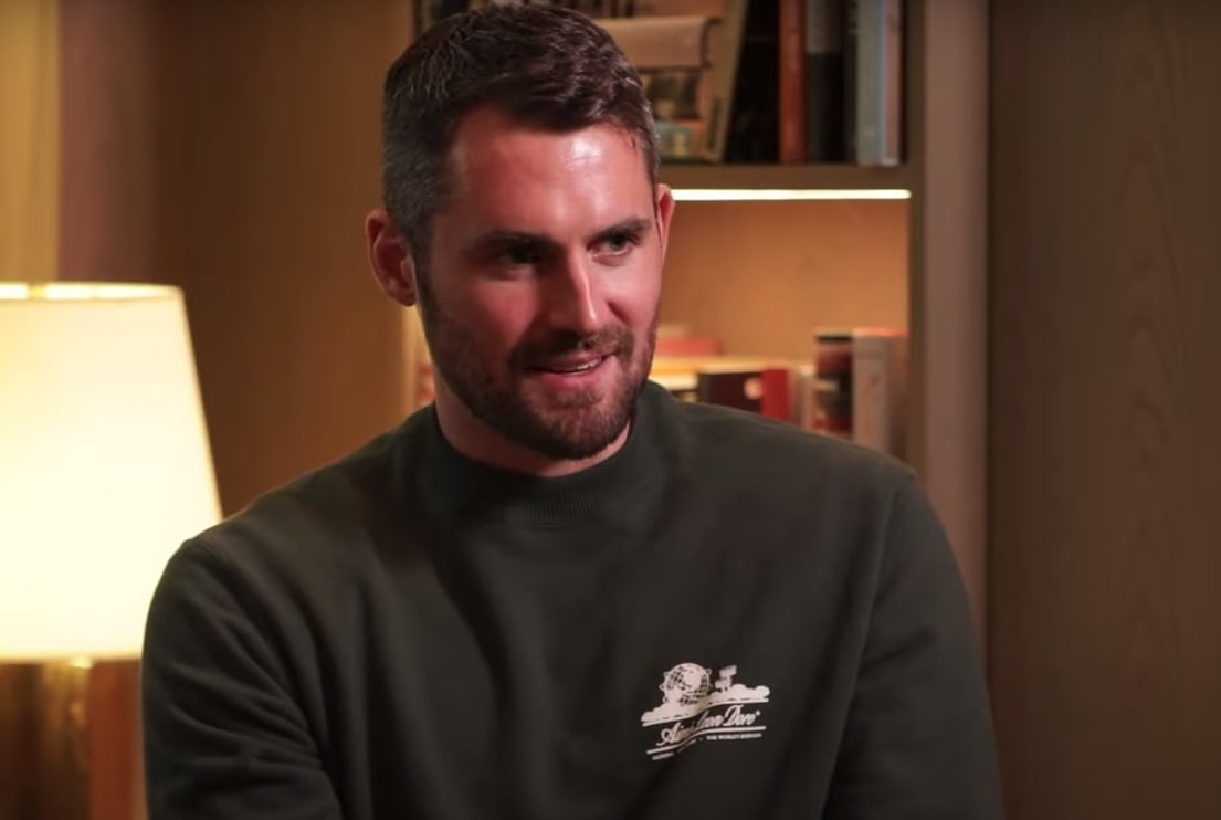 Kevin Love talks about mental health
