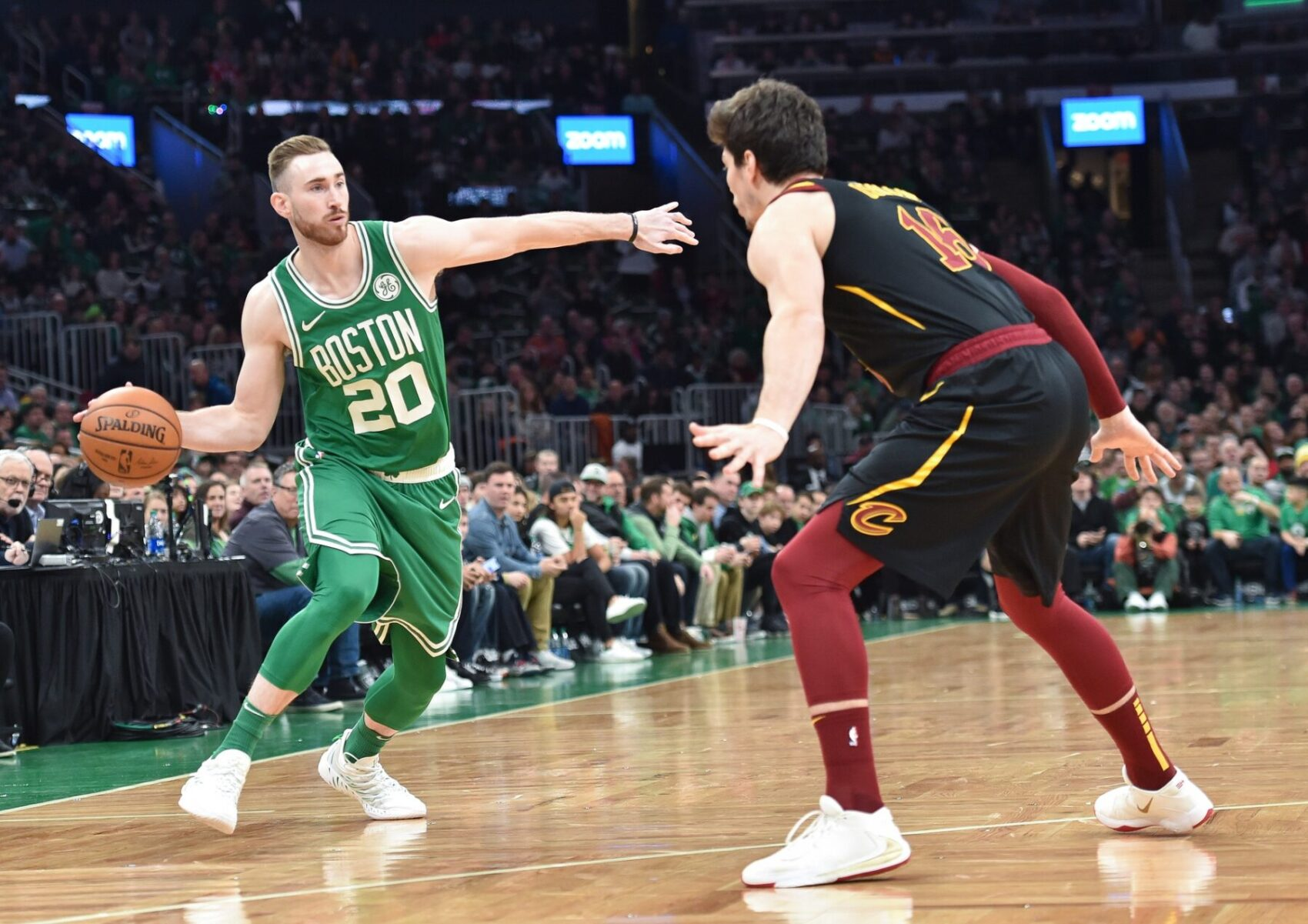 Celtics, Hayward working to extend deadline on player option decision