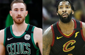 Gordon Hayward and Andre Drummond