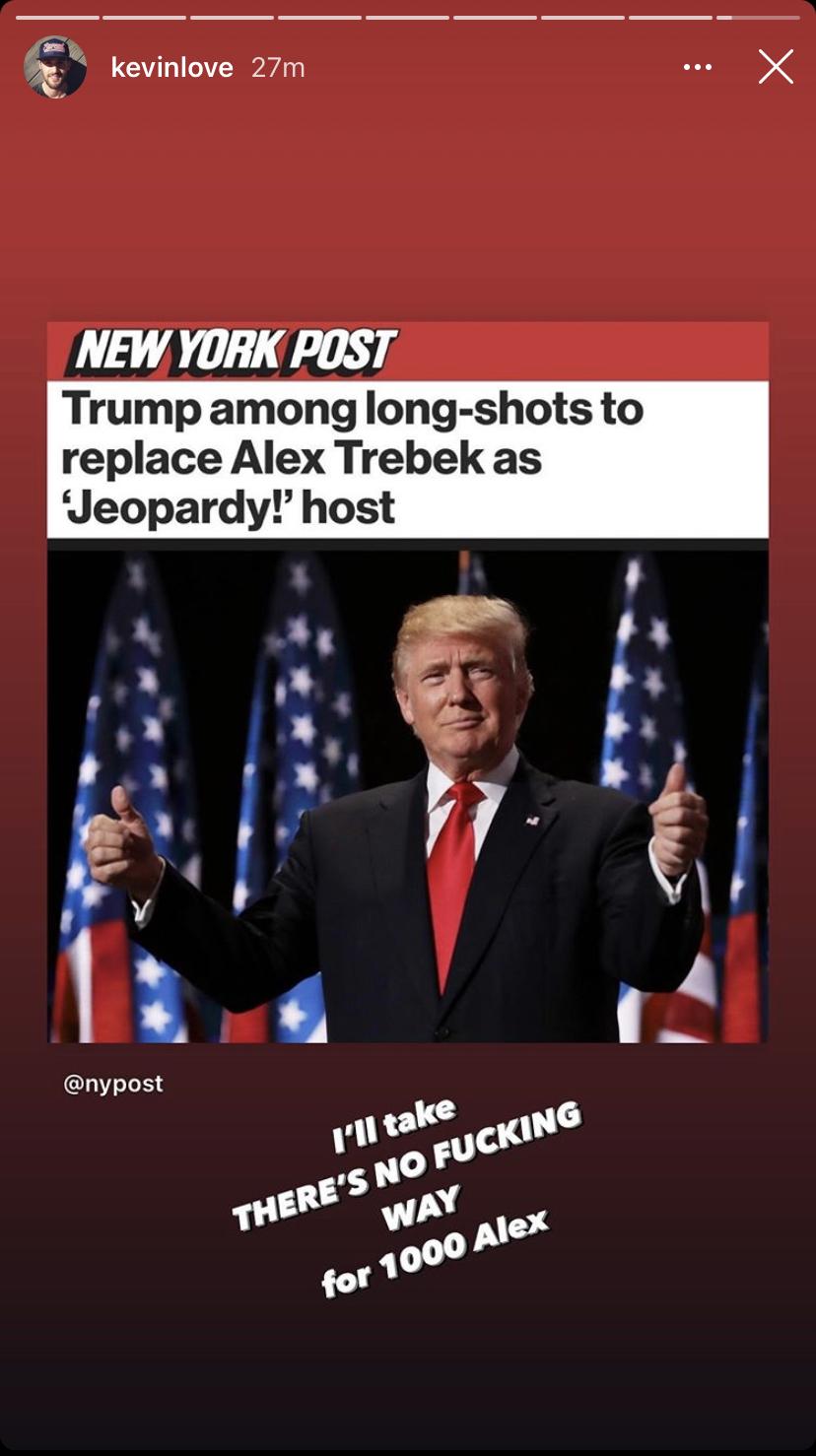 Donald Trump Jeopardy