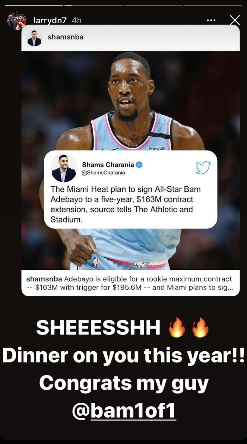 Bam Adebayo Salary