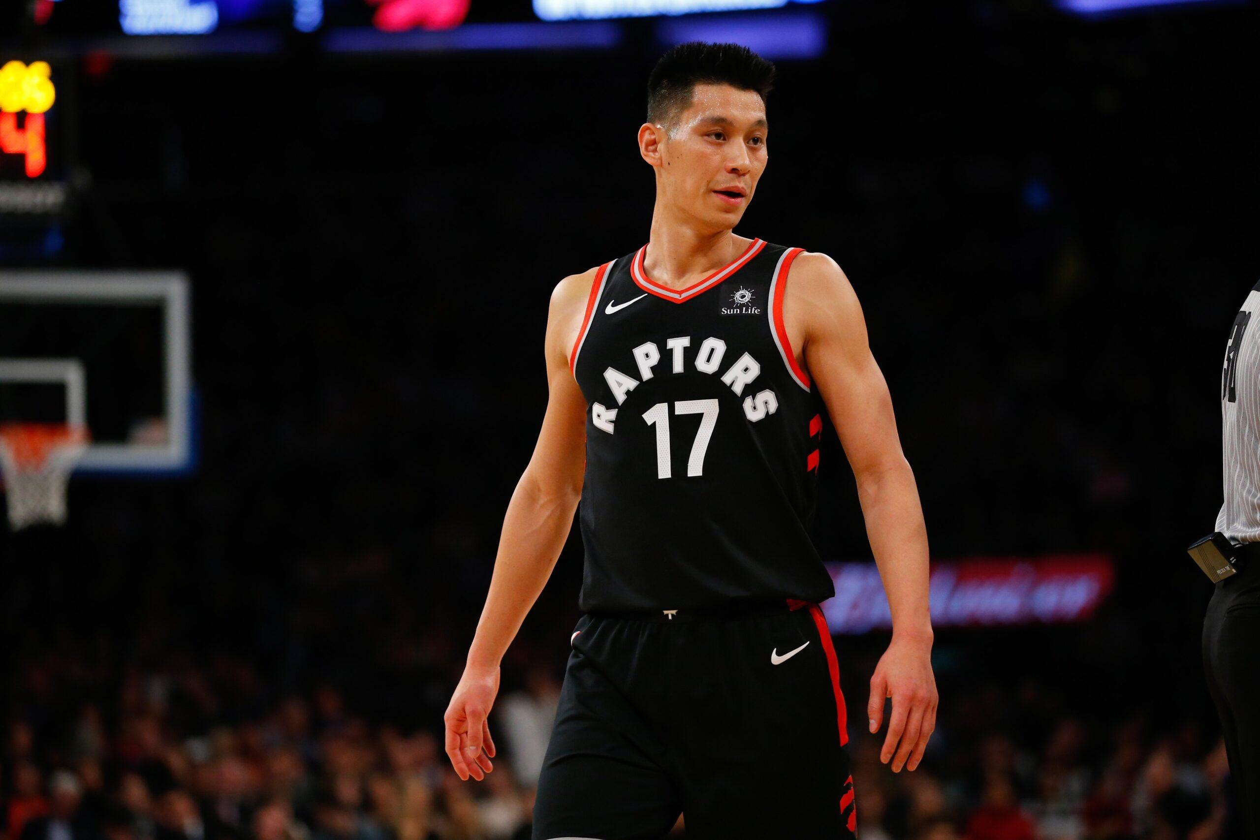 Jeremy Lin Toronto Raptors