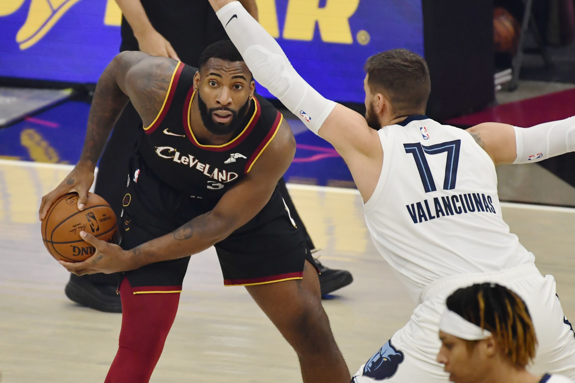 Andre Drummond Cavs