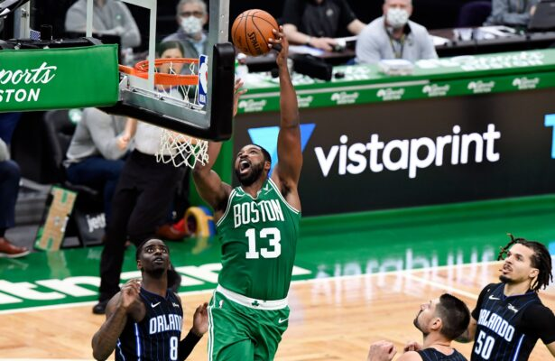 Tristan Thompson Celtics