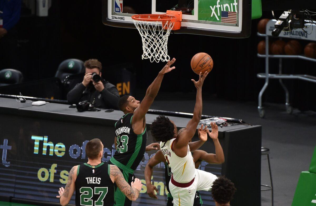 Collin Sexton Celtics