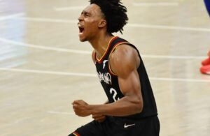 Collin Sexton Cleveland Cavaliers