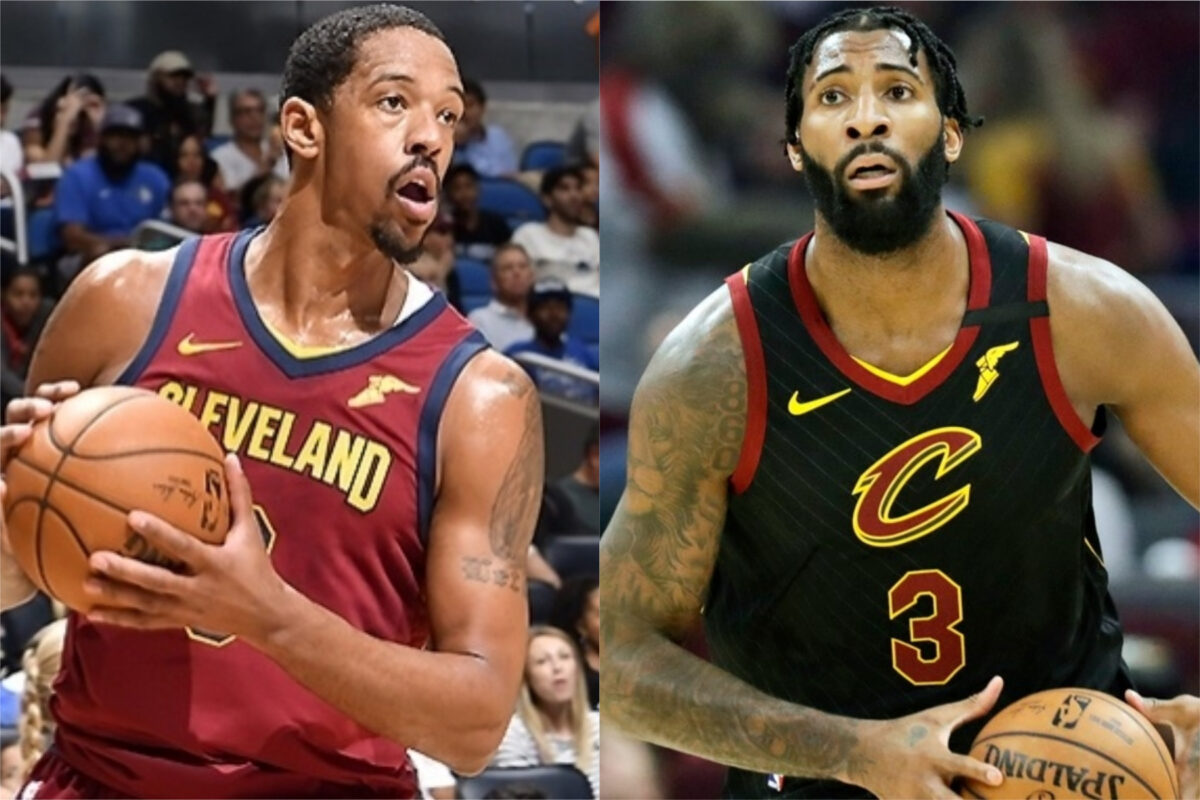 Channing Frye and Andre Drummond