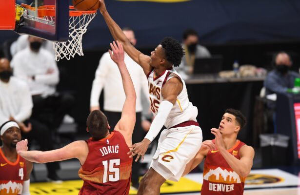 Isaac Okoro frustrated after Cavs blowout loss to Nuggets: 'We can't allow this ever again' - Cavaliers Nation
