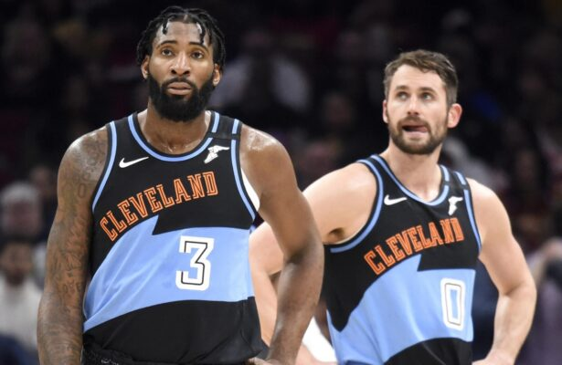 Report: Cavs, Rockets and Thunder considered lone 3 'sellers' entering trade deadline