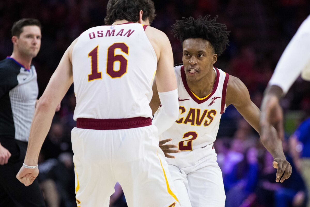 Cedi Osman strongly campaigns for Collin Sexton to win Most Improved Player award